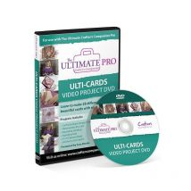 Crafters Companion The Ultimate Pro - Ulti Cards Video Project DVD