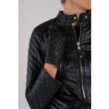 Accessoires Redskins - Gants noir en cuir d'agneau