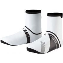 Madison Shield Neoprene Closed Sole Overshoes Small - White