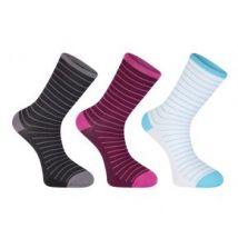 Roadrace Premio Extra Long Sock Fade Stripes