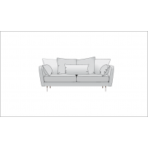 Amy Small Sofa