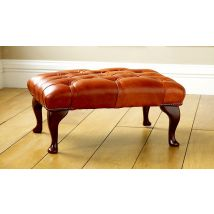 Queen Anne Footstool