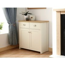 Lancaster Compact Sideboard Cream