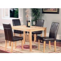 Ashdale Dining Table Set With 4 Dining Chairs