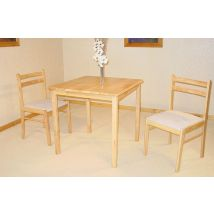 Dinnite Dining Table With 2 Chairs