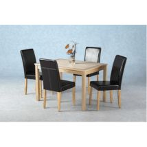 Ashford Dining Set with Four Chairs