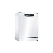 Bosch SMS67MW00G Series 6 PerfectDry Dishwasher 60cm Freestanding Zeolith