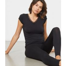Leggings - WARM ME UP - Nuit - XL - Noir - Femme - Etam