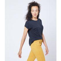 Camiseta con bolsillos - MODANI - L - Negro - Mujer - Etam