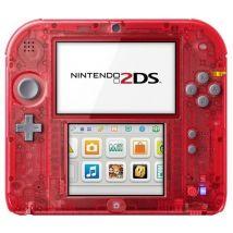 Nintendo consola 2ds rojo + animal crossing new le. Black Friday , Etendencias