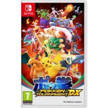 Nintendo juego switch pokken tournament dx , Etendencias
