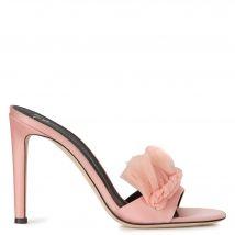Giuseppe Zanotti NAUSICAA MULE Womens Sandals Pink