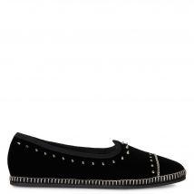 Giuseppe Zanotti OTIUM Womens Loafers Black
