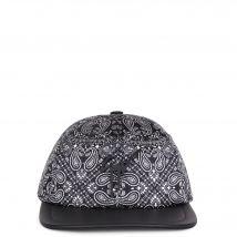 Giuseppe Zanotti COHEN Mens Hats Black