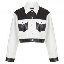 Giuseppe Zanotti LAURIE Womens Jackets White