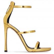 Giuseppe Zanotti HARMONY Womens Sandals Gold