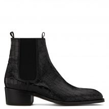 Giuseppe Zanotti ABBEY Mens Boots Black