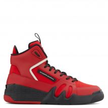 Giuseppe Zanotti TALON Mens High top sneakers Red