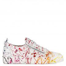 Giuseppe Zanotti FRANKIE Mens Low top sneakers White