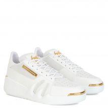 Giuseppe Zanotti TALON Mens Low top sneakers White