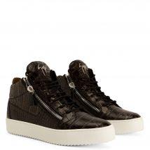 Giuseppe Zanotti KRISS Mens Low top sneakers Black