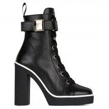 Giuseppe Zanotti NIDIR Womens High top sneakers Black