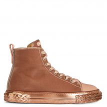 Giuseppe Zanotti BLABBER Womens Mid top sneakers Pink