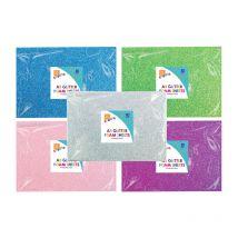 A5 Glitter Foam Sheets (10 pack)
