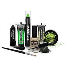 Glow in the Dark Ultimate Make Up Kit