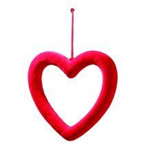 Coeur en polystyrene
