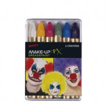 pack crayons maquillage