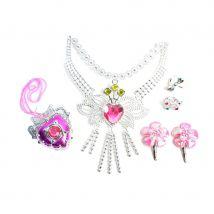 Set de 7 bijoux fantaisies pour fillette