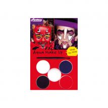 Set diable/joker aqua express avec éponge (4 x 7g)