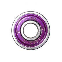 Roulements Trottinette TITEN Abec 9 Aragon Roulements (8 pack) Violet