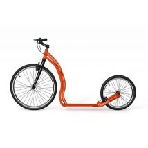 Trottinette Footbike YEDOO Trexx 26/20 Turquoise Rouge