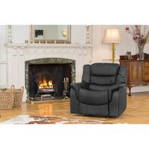 Stamford Bonded Leather Armchair