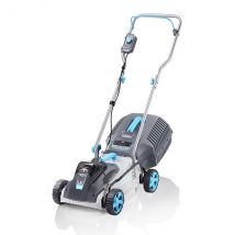 Swift 32cm Plus 40v Cordless Electric Lawnmower with Battery and Charger EB132CP2