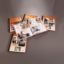 Livre anniversaire de 1938 à 1969 1960 à 1969 Taille 004