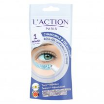 Roll-on contour des yeux camomille figue blanc Taille ROLL ON