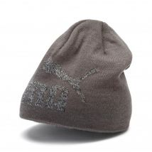 Bonnet Puma Essential gris gris Taille TU
