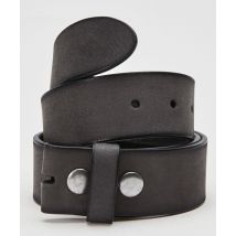 Leather Belt For Buckle