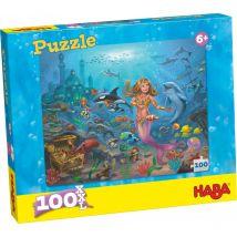 puzzel Zeemeermin (100cps)*