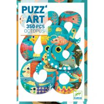 fantastische puzzel Puzz'Art Octopus (350pc)