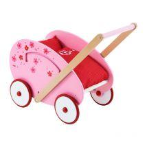 Puppenwagen 'Blumentraum'