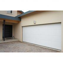 Porte Sectionnelle De Garage L3000XH3000 Motorisé 2 télécommandes