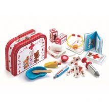 handig dokterskoffertje vol spulletjes