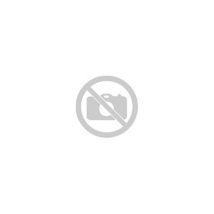 1000mm Round Travertine Tempered Glass Coffee Table - ARABESQUE
