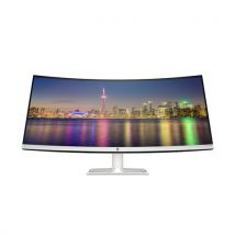HP - HP 34f Curved - Monitor - Nero - 34