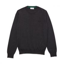 LACOSTE - Pull, Classic Fit, manches longues - Homme - Khaki - T5