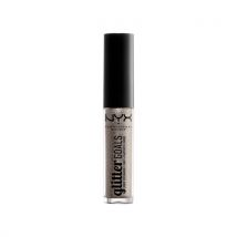 NYX Professional MakeUp - Glitter Goals Liquid Eyeshadow - Donna - Oui Out - ONE SIZE